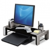 Get the most from your staff by ensuring each employee has an adequate place to perform his or her function. We have standing desks, portable workstations, L-shaped and corner desks, attractive computer desks, shop desks and dual workstation. Browse our inventory to find what's right for each position in your workplace.
