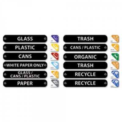 Waste Receptacles, Accessories