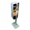 Dispensers improve speed, efficiency, productivity and convenience in the workplace, and the same is true for the food service industry. We carry beverage, utensil, cup, lid, food wrap, condiment, refrigerated, heated, insulated dispensers, and more. Shop with us to find the right dispensers to bring convenience and efficiency to your food service.