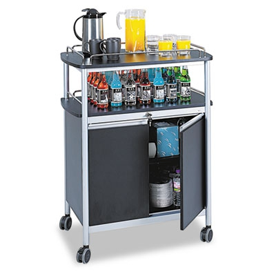 Beverage Cabinets & Foodservice Carts