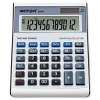6500 Executive Desktop Loan Calculator, 12-digit Lcd