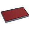 Replacement Ink Pad For 2000plus 1si15p, Red