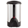 50-cup Percolating Urn, Stainless Steel