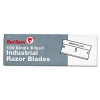 Single Edge Scraper Razor Blades, 100 Box