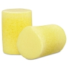 E A R Classic Single-use Earplugs, Cordless, 29nrr, Yellow, 200 Pairs