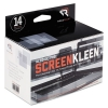 Screenkleen Alcohol-free Wipes, Cloth, 5 X 5, 14/box