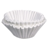 Commercial Coffee Filters, 10 Gallon Urn Style, 250/pack
