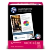 Multipurpose20 Paper, 96 Bright, 20lb, Letter, White, 500/rm, 5 Rm/ct