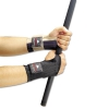 Dual-flex Wrist Supports, Small, Nylon, Black
