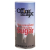 Reclosable Canister Of Sugar, 20 Oz