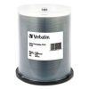 Cd-r, 700mb, 52x, White Inkjet Printable, 100/pk Spindle