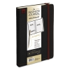Business Journal, Ruled, 8 1/4 X 5 1/8, Black Cover, 240 Sheets