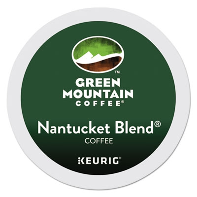 Nantucket Blend Coffee K-cups, 96/carton