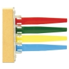 Status Flags, 4 Flags, Assorted Colors
