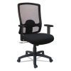 Etros Series High-back Swivel/tilt Chair, Black