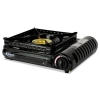 "Butane Stoves, 15000btu, Piezoelectric Ignition, 13"" X 11"" X 3.75"""