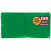 Luncheon Napkin Green 125/pack 6 Packs/case 750/case
