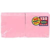 Luncheon Napkin Pink 125/pack 6 Packs/case 750/case