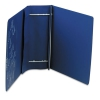 Varicap6 Expandable 1 To 6 Post Binder, 11 X 8-1/2, Blue