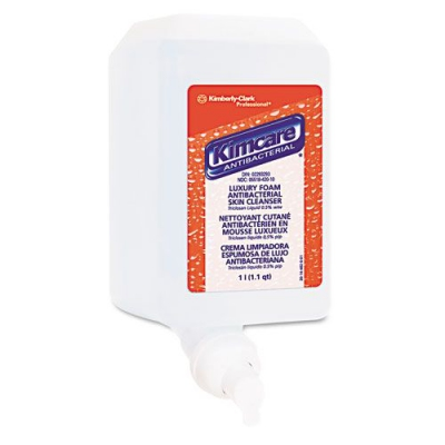 Kimberly-clark Kimcare Antibacterial Foam Cleanser