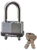 Master Lock 510kad Padlock With Adjustable Shackle Up To 2-inch Keyed Alike 1-3/4-inch
