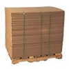 "The Packaging Wholesalers 48 X 96"" Corrugated Sheet 250 Per Bale (bssp4896)"