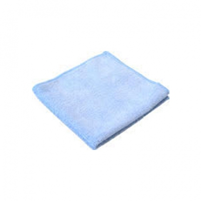 "16"" X 16"" Blue Microfiber Cleaning Cloth 12/pack"
