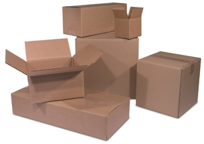 "30 X 15"" X 15"" Corrugated Boxes 15 Per Bundle"""