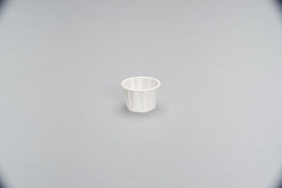 F075 .75 Oz. Paper Portion Cup, White