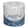 Angel Soft Ultra 2 Ply Toilet Tissue 60 Roll/cs 400 Sheets Per Roll Premium Embossed