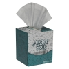 Angel Soft Professional Series® White Premium Facial Tissue, Cube Box