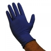 Ultraviolet Nitrile Glove Medium 100/box 10 Boxes Per Case 4 Mil Powder Free