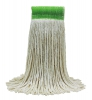Cotton Cut-end Mops W/ 5'' Band - Natural #20