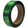 "Pkc H5835136g40ew 5/8"" Polyester Strapping Green .035 1300# 4000' 16 X 6 Core Embossed 28 Coils/skid"