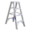 Werner 4-ft Aluminum Type 1a - 300 Lbs. Twin Step Ladder