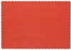 "Red Placemats 9.25"" X 13.25"", Package Of 1000"