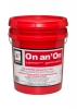 On An On Floor Finish 5 Gallon Pail  high Solids Metal Interlock Finish 1 2 Coats For A Brilliant Shine That Lasts On And On Ph 9.1