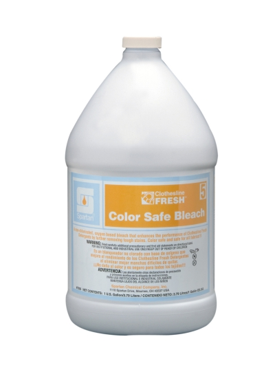 Clothesline Fresh® Color Safe Bleach  5    1 Gallon (4 Per Case)