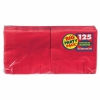 Luncheon Napkin Red 125/pack 6 Packs/case 750/case