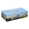 Aspen Facial Tissue - 100% Recycled, 2-ply 144 Sheets 36 Boxes Per Casae