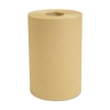 Hardwound Roll Towel, Natural, 8 In,  350 Ft, 12 Rolls Per Case