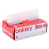 "Bakery Tissue 8 X 10.75"" Dry Wax Junior 1000/pk 10 Pk/cs Bgc 010008"""