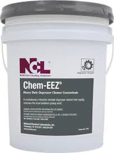 Chem-eez Heavy Duty Degreaser Cleaner, 5 Gal