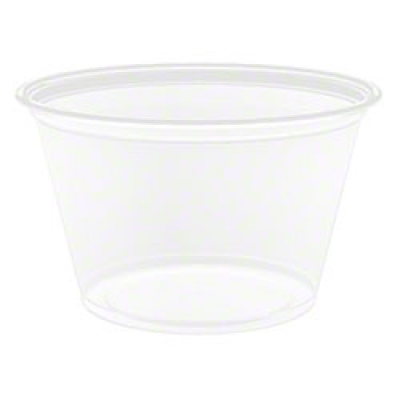 4 Oz Pp Portion Container
