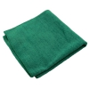 "16"" X 16"" Green Microfiber Cleaning Cloth 12/pack"