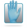 Nitrile Powder Free Textured Glove Blue Xxlg 1000/cs