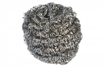 Medium Stainless Steel Scrubbers 72/cs
