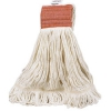 Maxiclean Loop-end Mops: Small, White