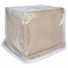 51 X 49 .2 Mil Clear Low Density Polyethylene Pallet Cover For Pallet Size 48 X 48 X 48 50/rl