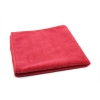 "16"" X 16"" Red Microfiber Cleaning Cloth 12/pack"
